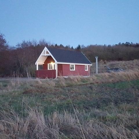 Det Lille Hus - Hjarbæk Fjord Camping