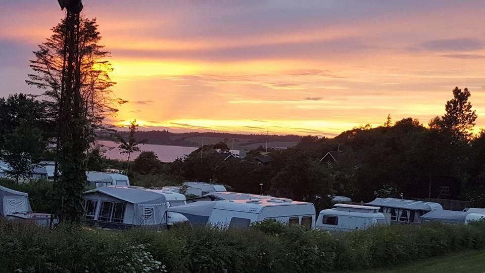 Fastligger Oversigt - Hjarbæk Fjord Camping