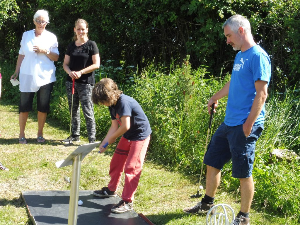 Bedsteforældre - Tilbud - Hjarbæk Fjord Camping