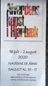 Kunst i Hjarbæk